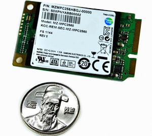 SSD mSATA диск